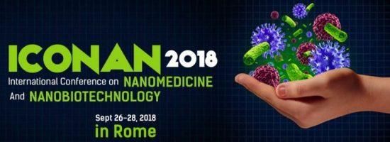 NANOBIOTECH4LS @ ICONAN 2018